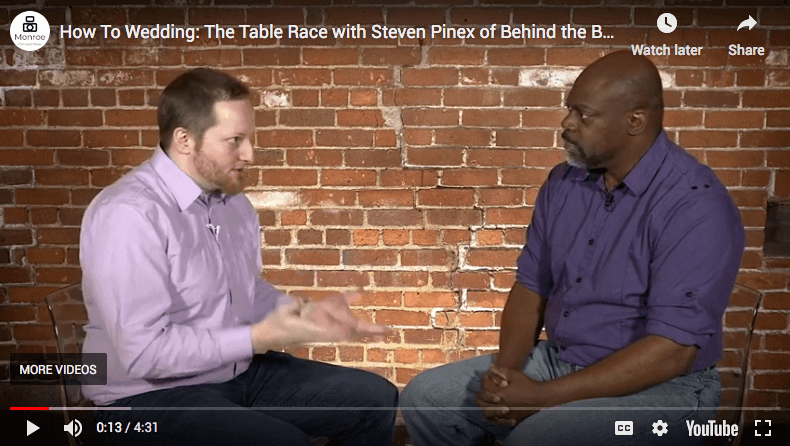 BTB Tips for Wedding Couples: The Table Race (Revisited)